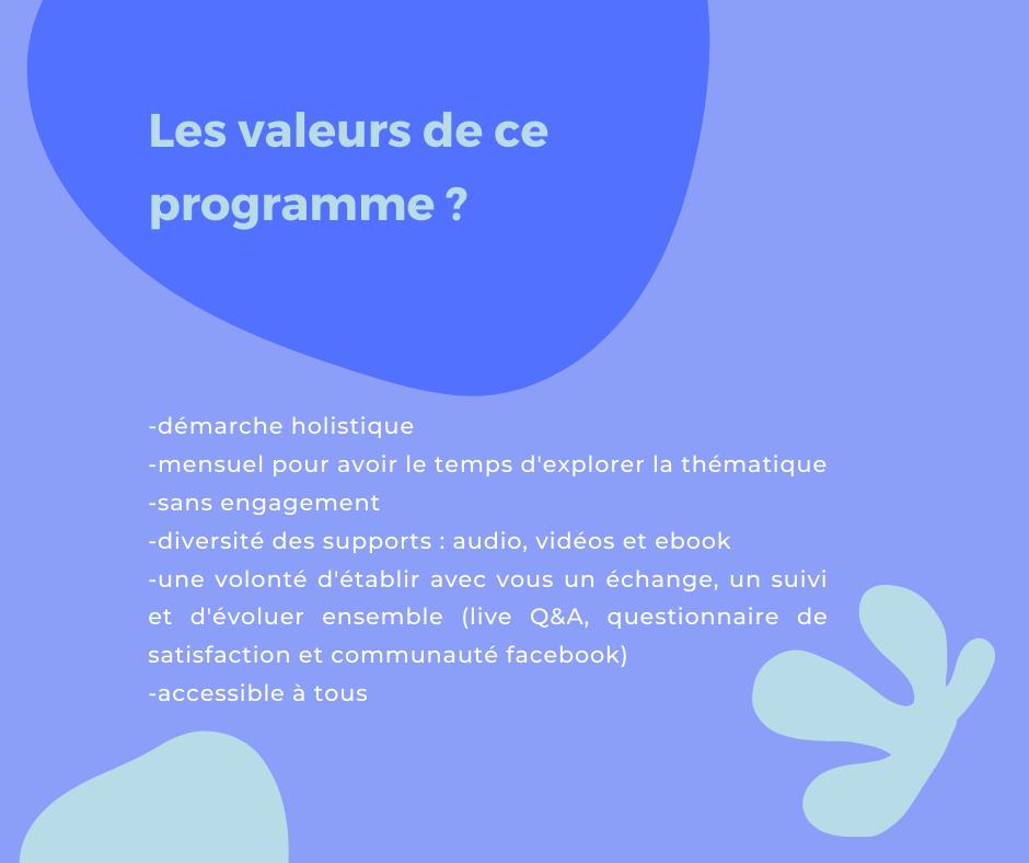 programme exploration