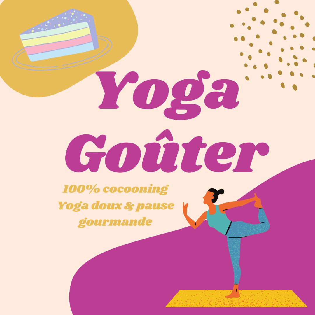 Yoga goûter
